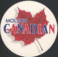 Beer coaster molson-12-oboje