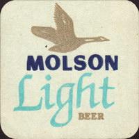 Pivní tácek molson-136