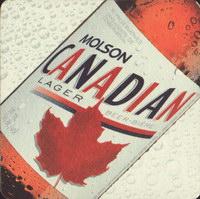 Beer coaster molson-137-small