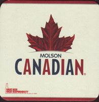 Beer coaster molson-139-small