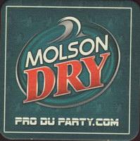 Pivní tácek molson-140-oboje