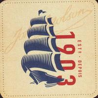 Pivní tácek molson-148-zadek