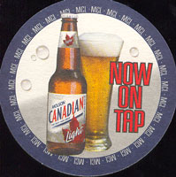 Beer coaster molson-15-zadek