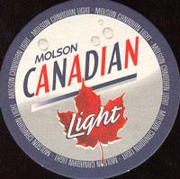 Beer coaster molson-15