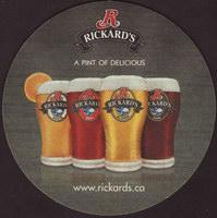 Beer coaster molson-151