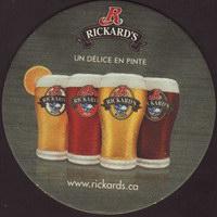Beer coaster molson-151-zadek