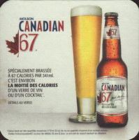 Beer coaster molson-154-small