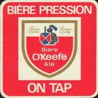 Beer coaster molson-160