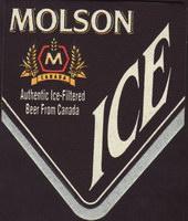 Pivní tácek molson-168-oboje