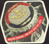 Beer coaster molson-170-small