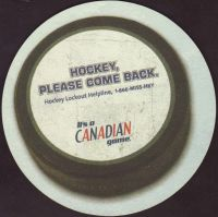 Beer coaster molson-181-zadek-small