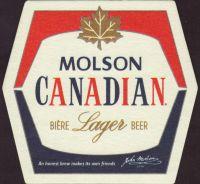 Pivní tácek molson-186