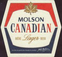 Pivní tácek molson-186-zadek