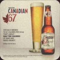 Beer coaster molson-193-small