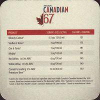 Beer coaster molson-193-zadek-small