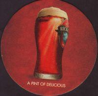 Beer coaster molson-200