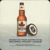 Beer coaster molson-207-zadek