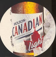 Beer coaster molson-3
