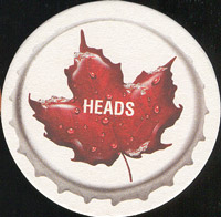 Beer coaster molson-43-zadek