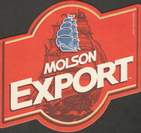 Beer coaster molson-52-small