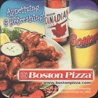 Beer coaster molson-55