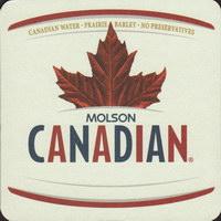Pivní tácek molson-56-oboje