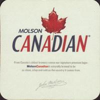 Beer coaster molson-57-small