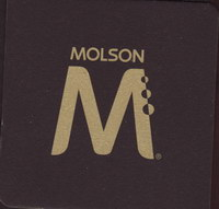 Pivní tácek molson-71