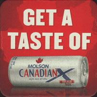Beer coaster molson-73-small
