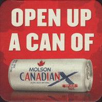 Pivní tácek molson-74