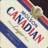 Beer coaster molson-76-small