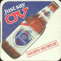 Beer coaster molson-82-oboje