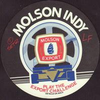 Pivní tácek molson-83