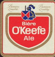 Beer coaster molson-98