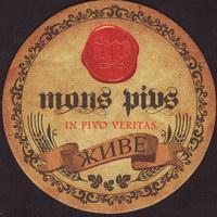 Pivní tácek mons-pius-1-small