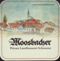 Beer coaster moosbacher-privat-landbrauerei-3
