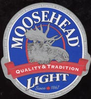 Pivní tácek moosehead-1