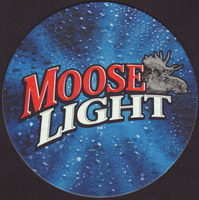 Beer coaster moosehead-11