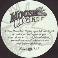 Beer coaster moosehead-11-zadek