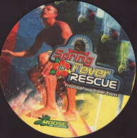 Beer coaster moosehead-18