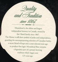 Pivní tácek moosehead-2-zadek