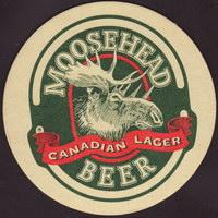 Pivní tácek moosehead-22