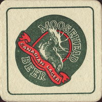 Beer coaster moosehead-26