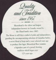 Pivní tácek moosehead-39-zadek-small