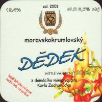 Pivní tácek moravsky-krumlov-25-small