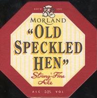 Pivní tácek morland-1