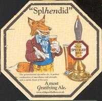 Pivní tácek morland-11-zadek