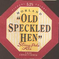 Pivní tácek morland-13