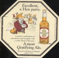 Pivní tácek morland-5-zadek