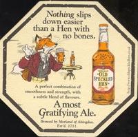 Pivní tácek morland-6-zadek